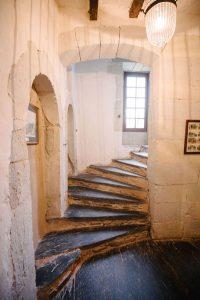 16th century manor house France