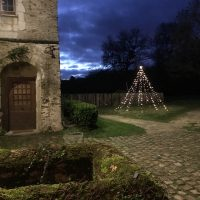 Christmas at the Manoir Jouralem